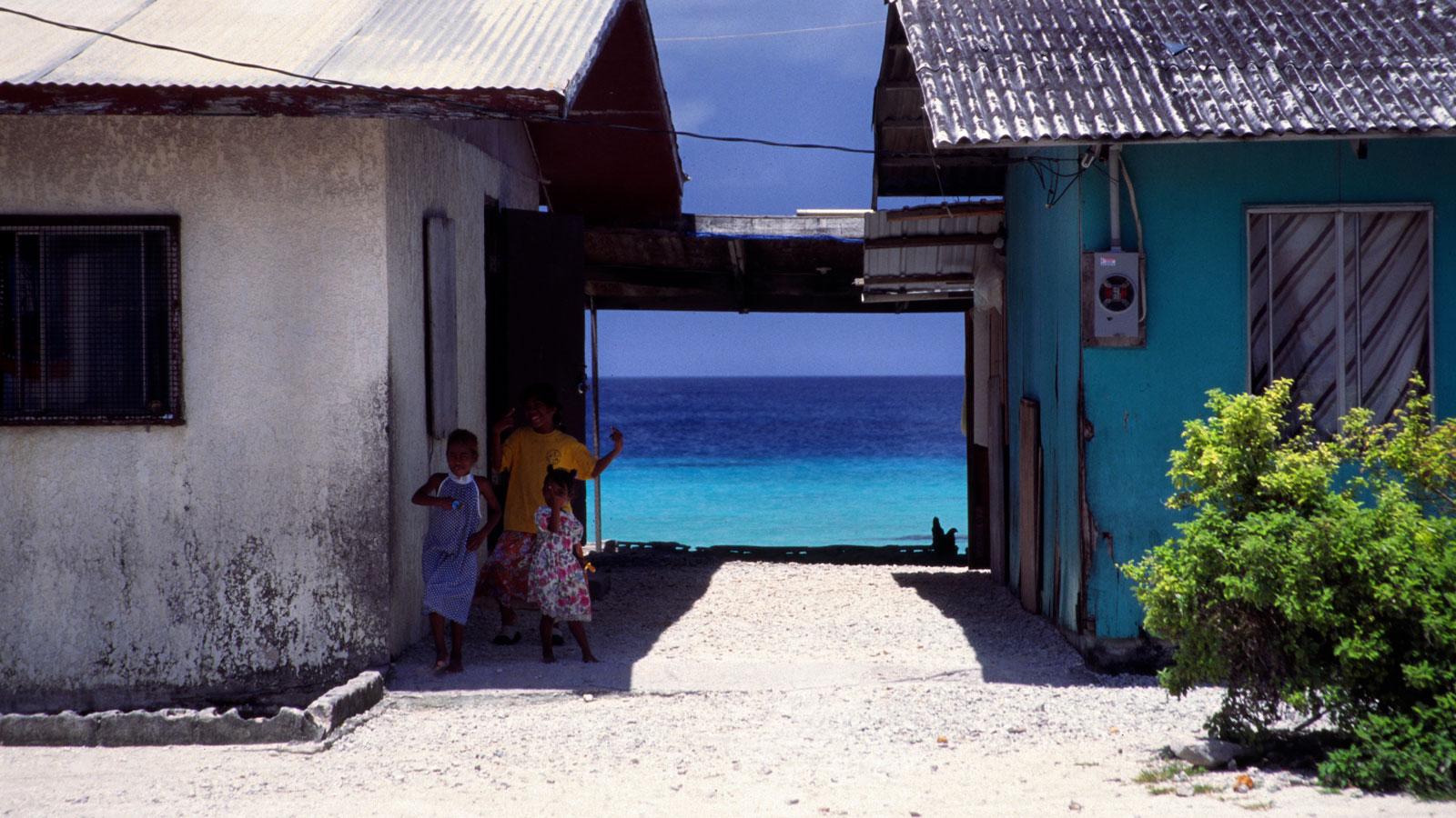 Marshall Island home