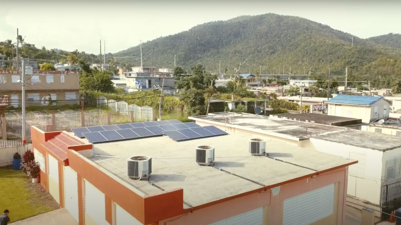 Resilient Power solar in Puerto Rico