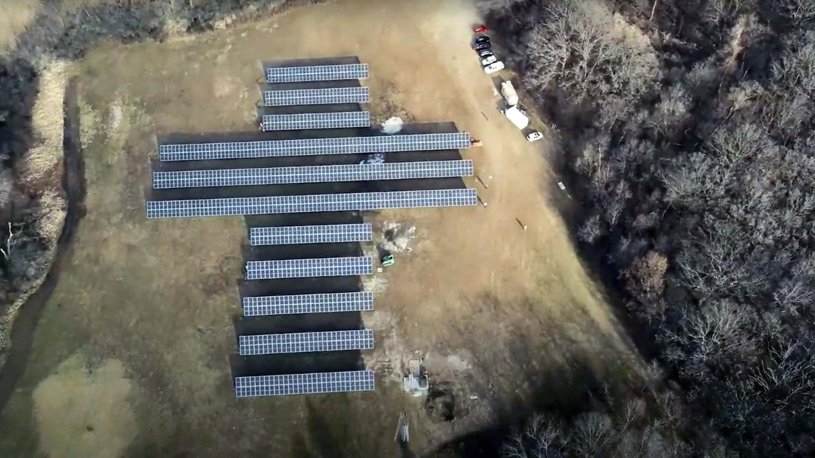 Seminary solar array